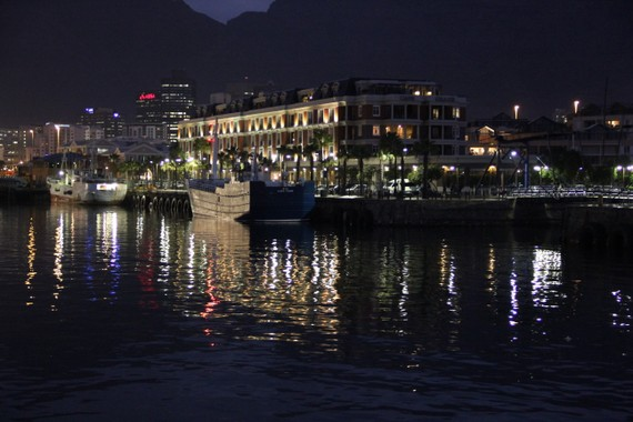 Hotels on the V&A waterfront