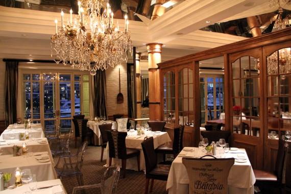 Romantic Restaurnts Cape Town