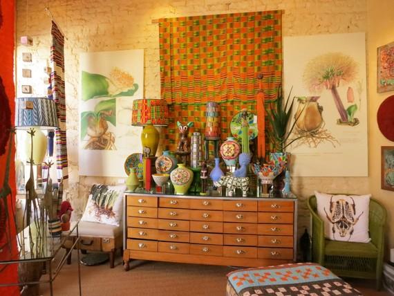 Nova Africa shop in Cape Town