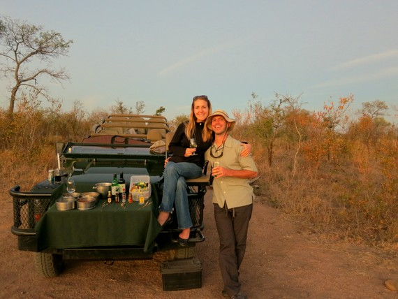 safari sundowners