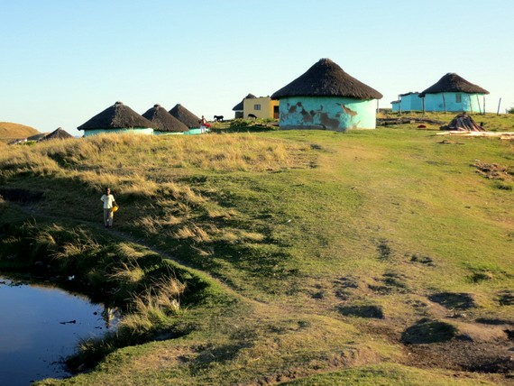 Xhosa people, the second largest South African tribe to Zulu in South Africa