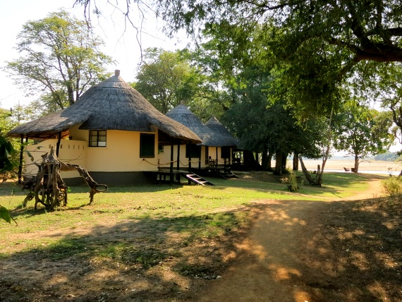 Accommodations at Robin Pope Safaris Nsefu Camp, Zambia