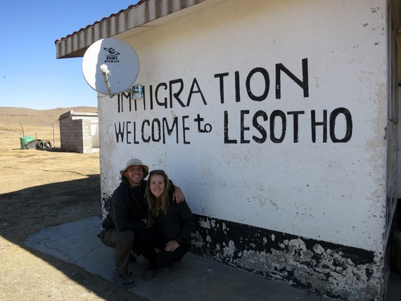 Immigration and Visas for Lesotho