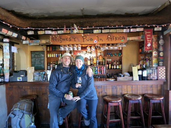 Sani Top Lodge, Highest Pub in Africa, Lesotho