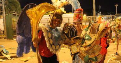 Rio de Janeiro for Carnaval, Brazil
