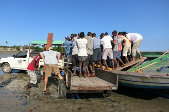 Ibo Island travel