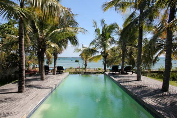 hotels on Ibo Island