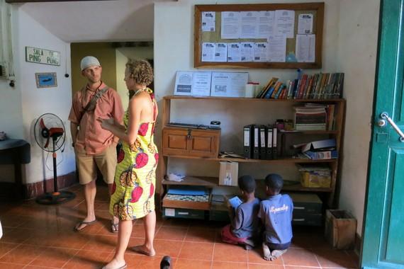 Mozambique volunteering opportunites
