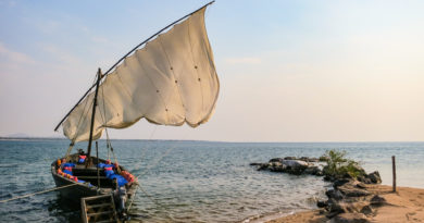 Soaking Up Lake Malawi