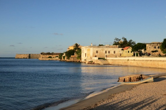 Mozambique Island beaches