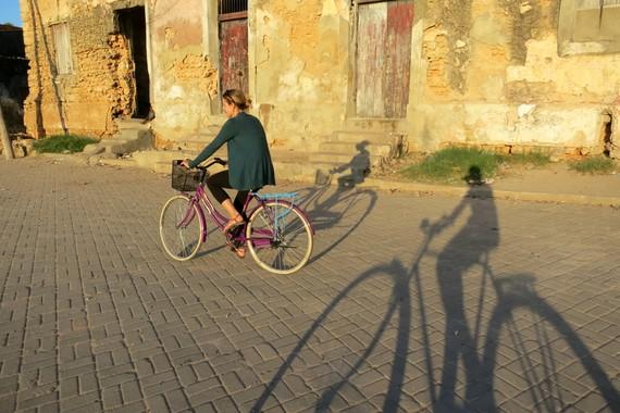 Ilha de Mozambique bike tour