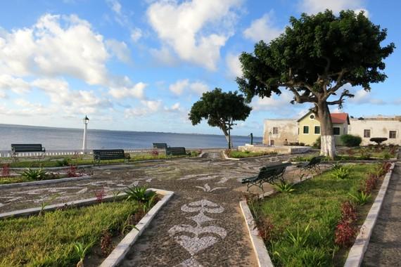 Ilha de Mozambique UNESCO development