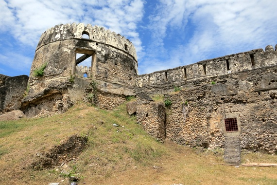 Zanzibar's historic Stone Town