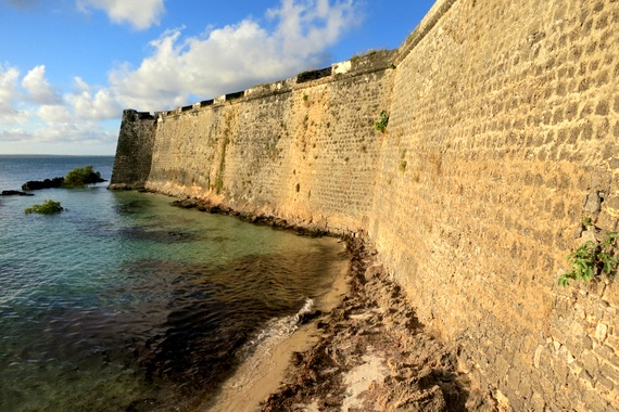 Portuguese forts in Mozambique