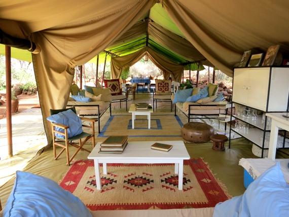 kenya's best safari camps