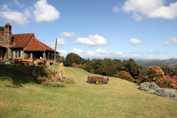 Aberdare Country Club Kenya