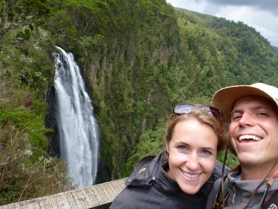 A visit to the Karuru waterfalls of Aberdare National Park