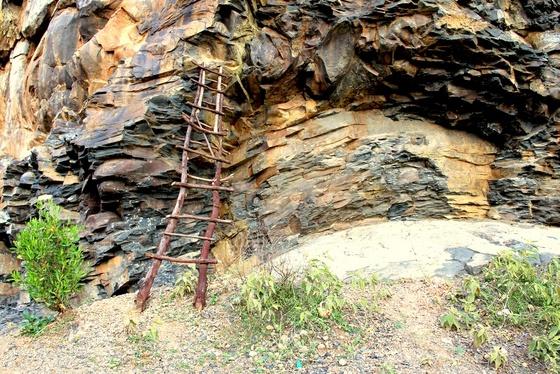 A Kenyan ladder