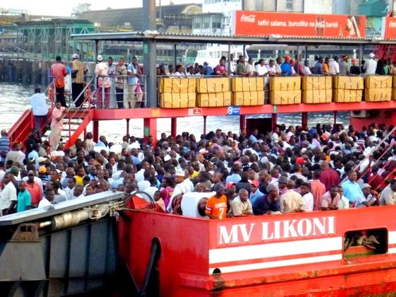 Likoni Ferry Kenya