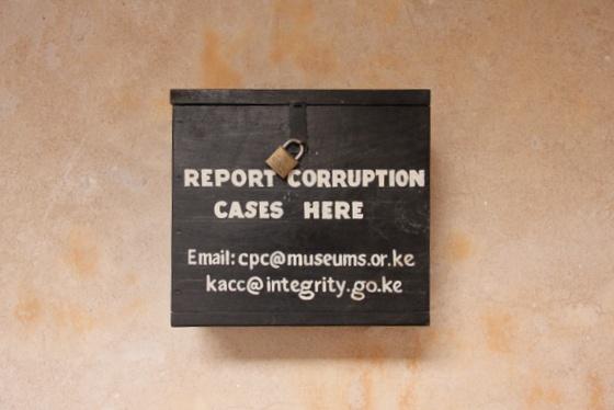 Kenyan Corruption Case