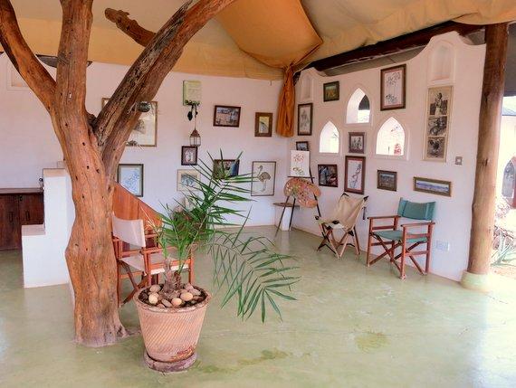 joy's camp shaba reserve