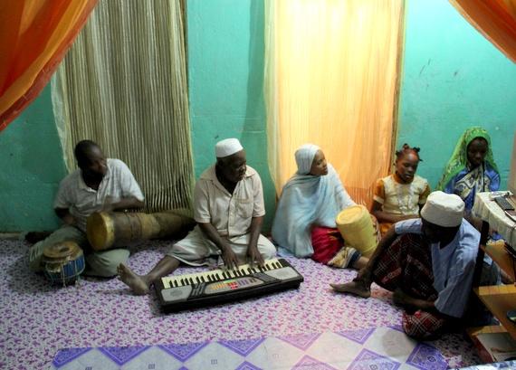 Ali Hippie in Lamu Kenya