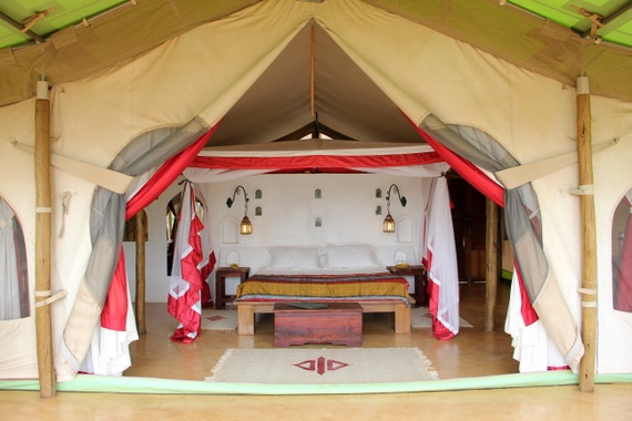 luxury safari camps in samburu kenya