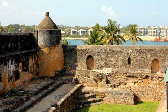 Fort Jesus Mombasa, Kenya