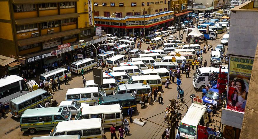 Local transportation Kenya