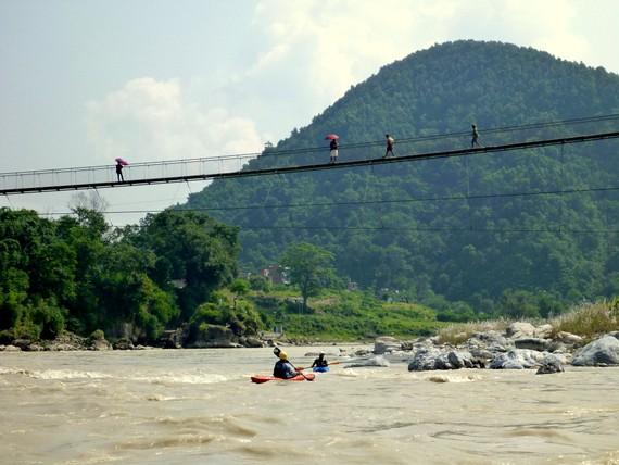 seti river kayaking