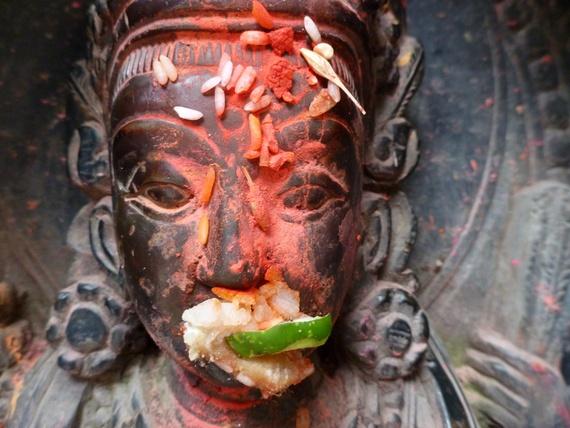 God in Kathmandu