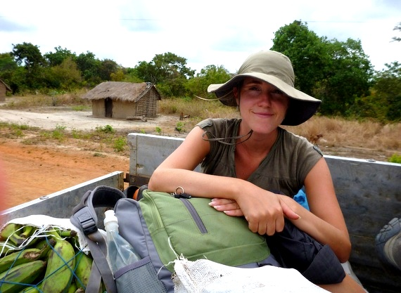 hitch-hiking africa