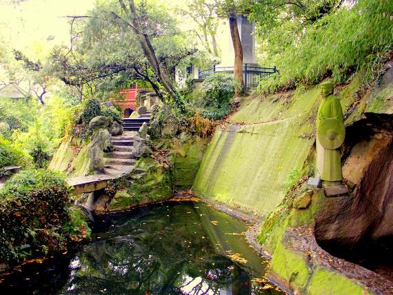 west lake hangzhou park