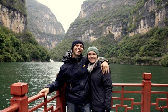 HoneyTrek on the Yangtze River
