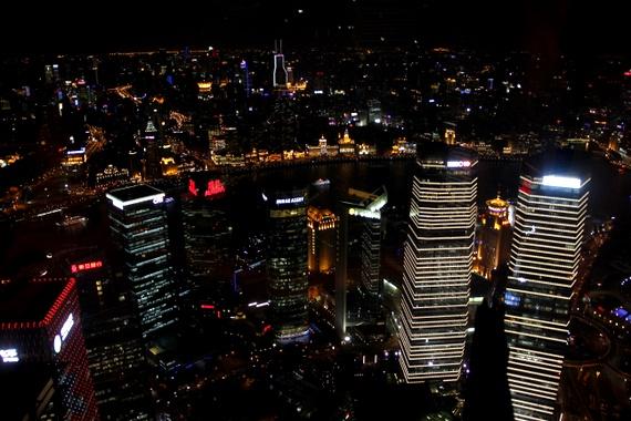 best views in shanghai