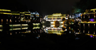 The Most Charming City in China: Fenghuang