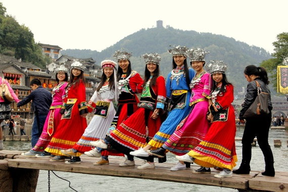 Traditional Chinese Costumes