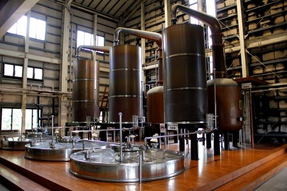okinawa awamori distillery