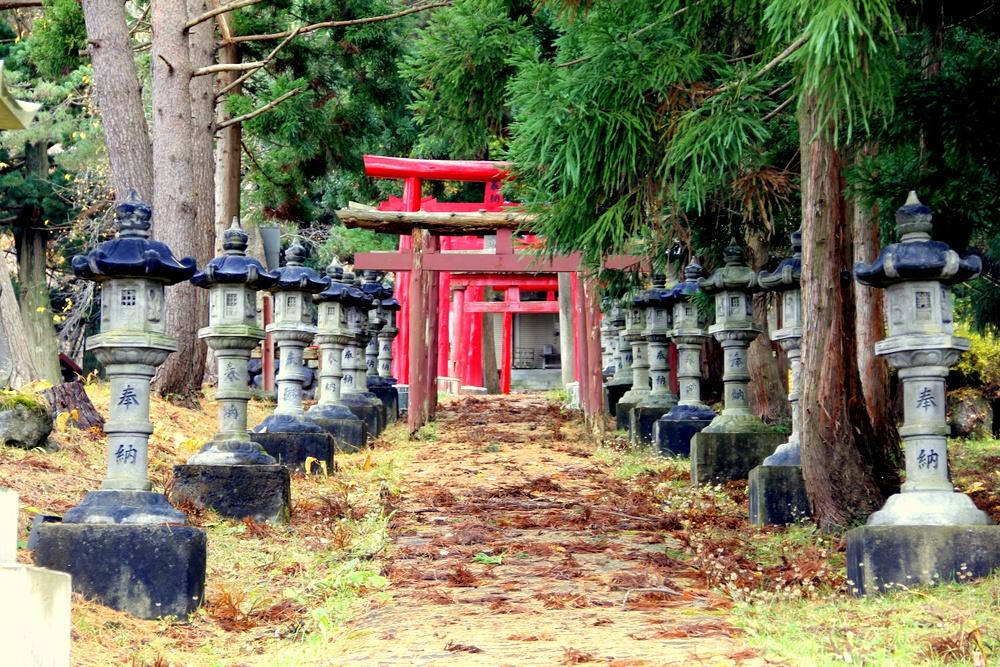 aomori shrines
