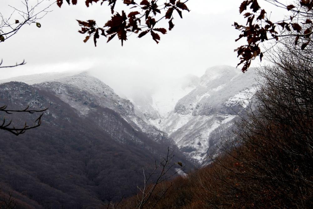 short hike to mount iwaki