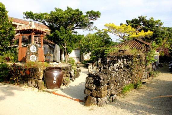 Taketomi town