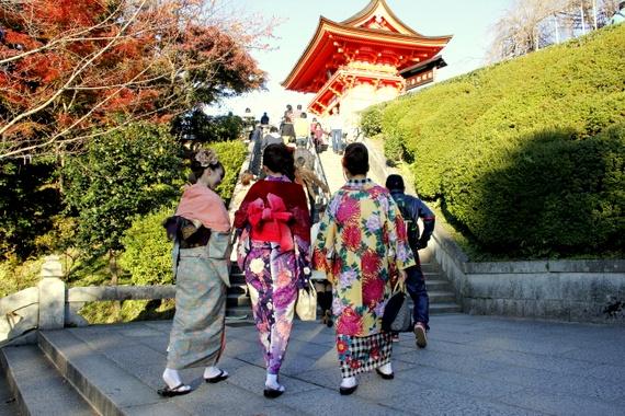 best people watching in Japan