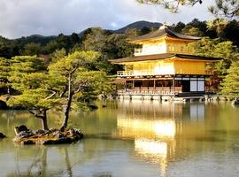 Rokuonji Temple pavillion