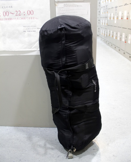 Body bag luggage
