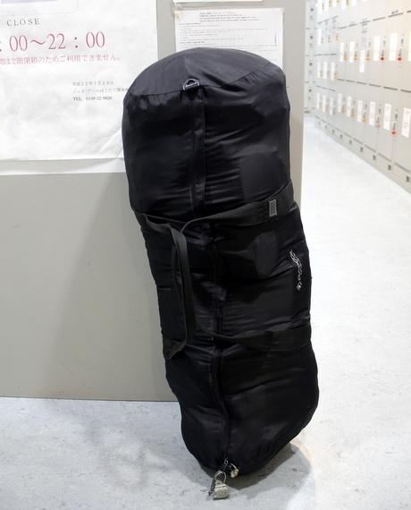 Body bag luggage