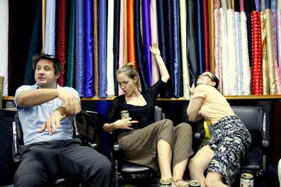 thai tailor shop