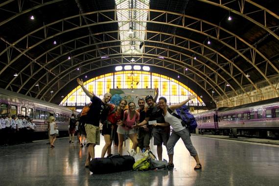 Bangkok Train Station New York