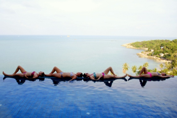 Best Infinity pools in Thailand