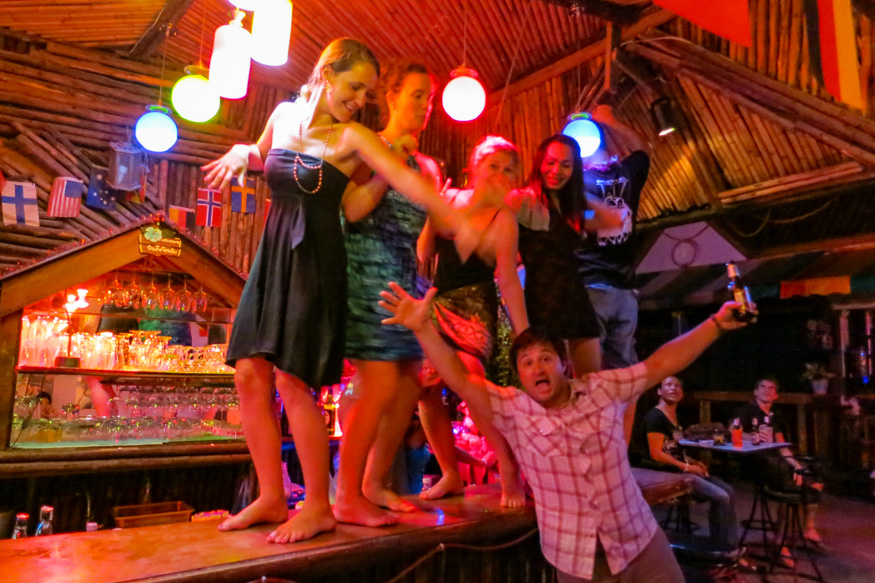 kata beach bar scene