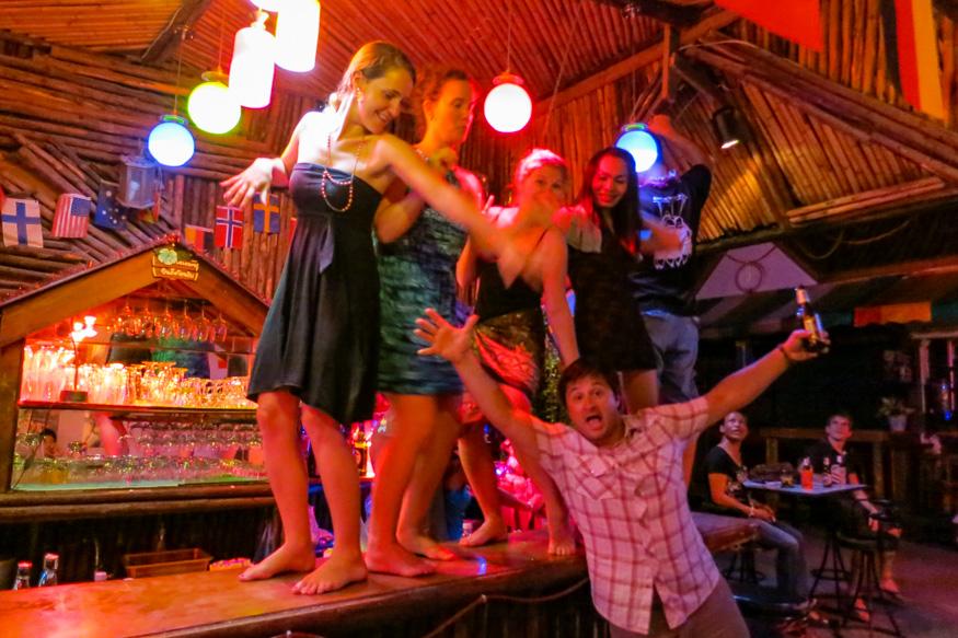 kata beach bar scene